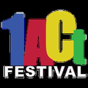 1 Act Festival logo