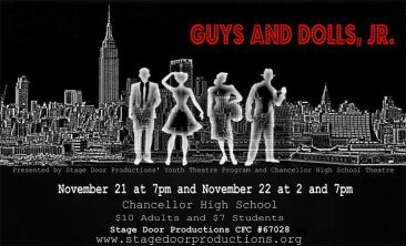 Guys and Dolls Junior