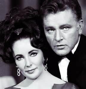 Elizabeth Taylor and Richard Burton   Image Courtesy of www.fanpop.com