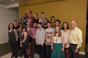 Cast of Midsummer Night's Dream