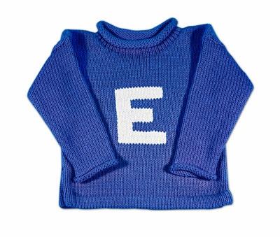 Letter E Sweater